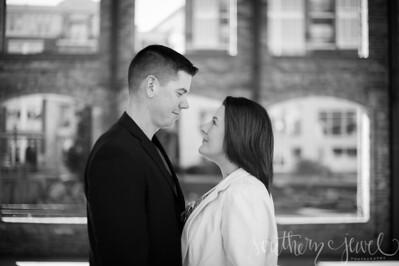 Engagement 012 BW