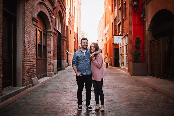 Kirsten & Kyle {Engaged}