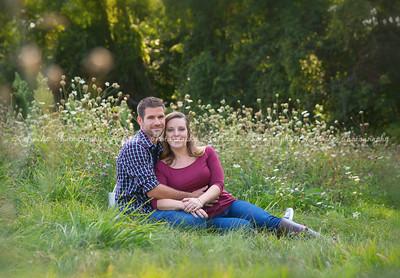 Kristin and Brandon