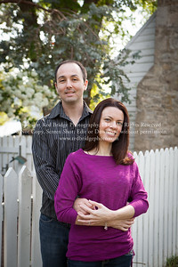Kristina & James: Engaged in Raleigh, NC