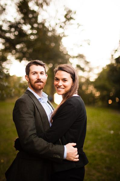 Lara & Ian Engagement Session