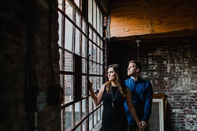 Lara and Matt