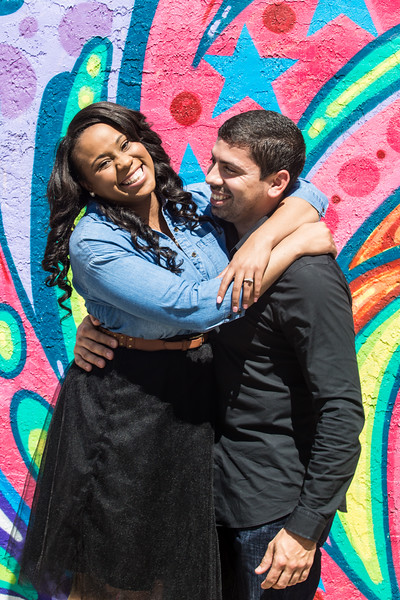 Latonya + Javi Engagement