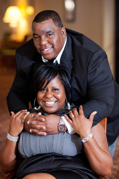 Latoya + Earnest :: Engagement