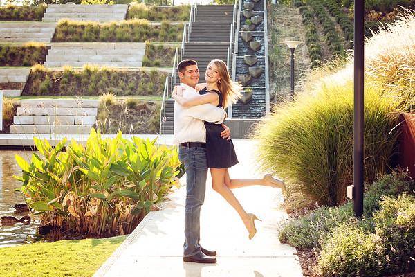Lauren and Ben
