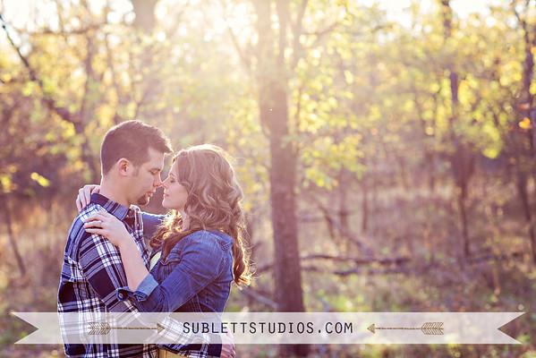 Lauryn + Chad Engaged
