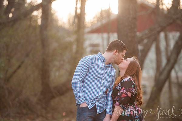 Leah and Blake Engagement