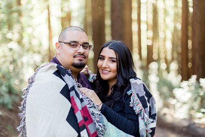 Lindsay & Pablo Engaged | Oakland, CA
