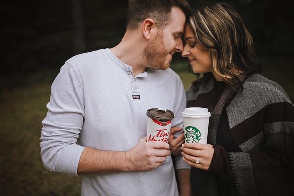 Lindsay & Trevor {Engaged}