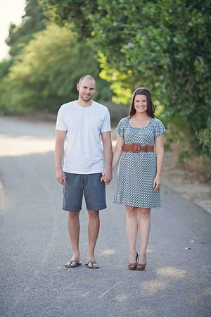 Lindsey and David - engaged