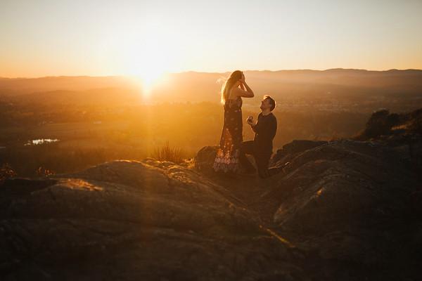 Lindsy & Chris {Engaged}