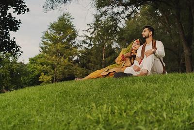 Maham & Umair Mehndi