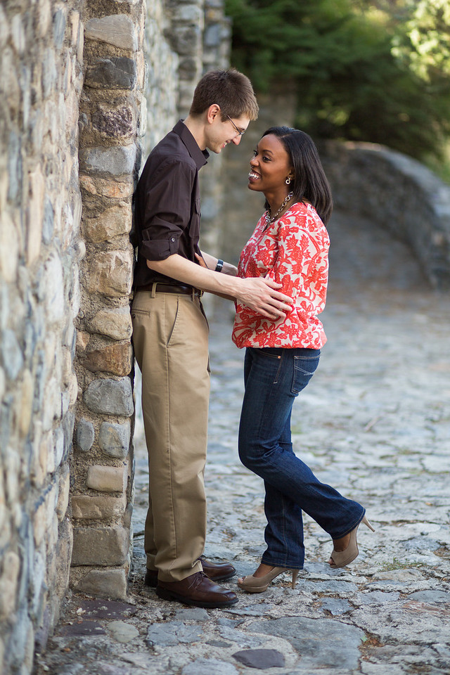 Maia & Jake - Provo Castle Engagements
