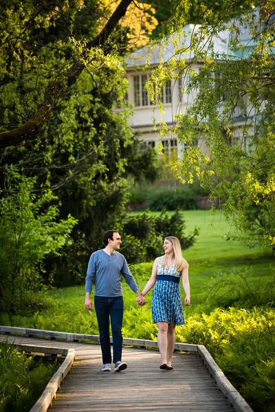 Margo & Matt Engagement-1
