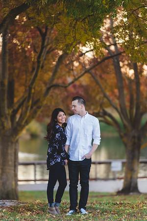 Mari & Ross | Walnut Creek Engagement