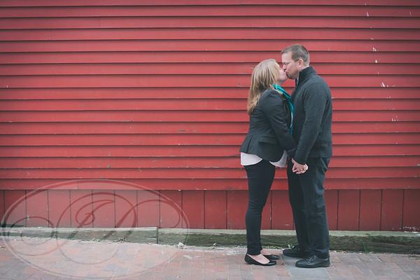 Mary & Doug's Downtown Portland Portrait Session