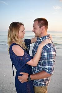 Beautiful photo session at Siesta Key Beach, FL