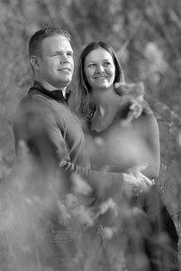 Matt and Kristi 020bw