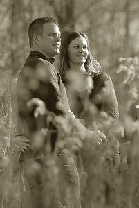 Matt and Kristi 007sepia