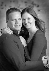 Matt and Kristi 041bw
