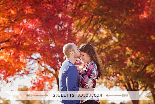 Megan + Ryan Engaged