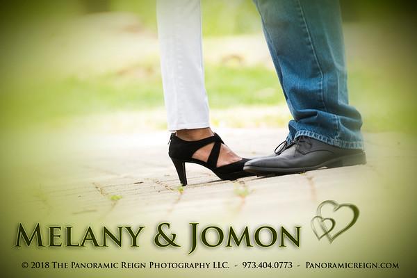 Melany & Jomon