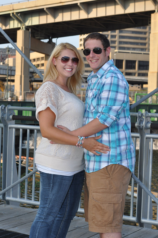 Melissa and Ryan are Engaged