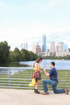 Michael & Kate {proposal}