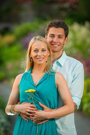 Michelle & Jonathan's Engagement