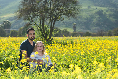 Michelle & Sergio Engagement