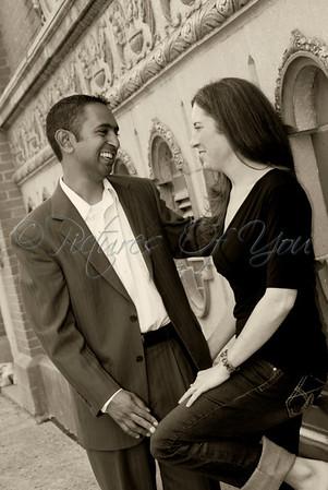 Ajay & Lindsay