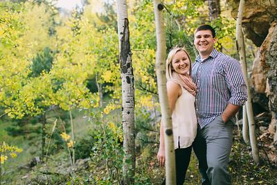 Nate and Ashley Engagements