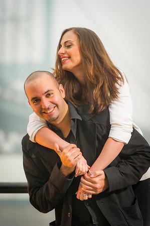 Nectaria & Jason's Engagement