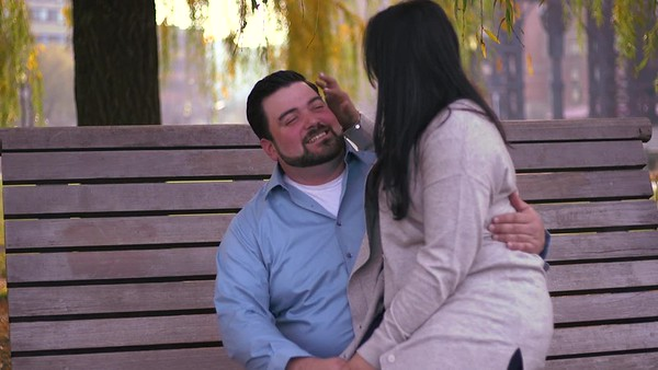 Behind The Scenes to Nellie & Argenis' Engagement by Omar Lopez Photography Studios