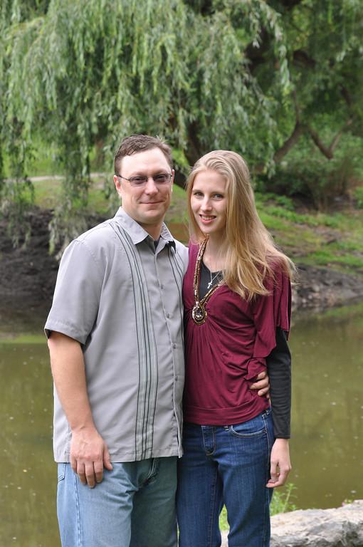 Nicole and Tom