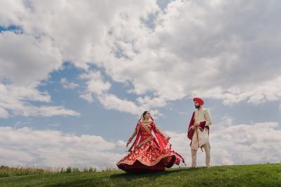 Nikki & Aneel Wedding