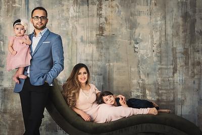 Omair Family Photoshoot