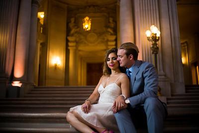 Parmida & Andrew's Engagement