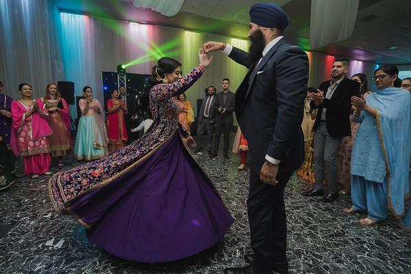 Parveen & Gulwant Engagement