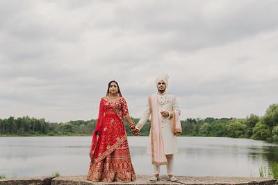Payal & Divesh Wedding