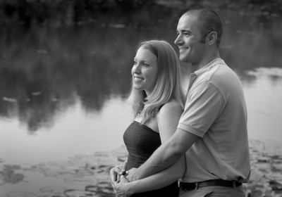 Phil and Beth 045bw