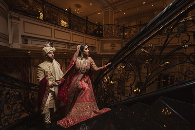 Preeti & Achyut Wedding/Reception