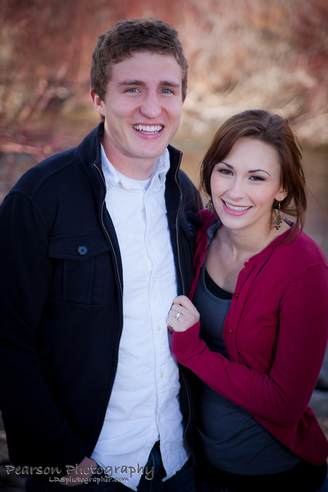 R & J Engagements - Provo Canyon