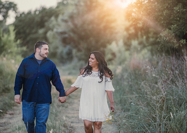 Rachel + John Engaged 2018