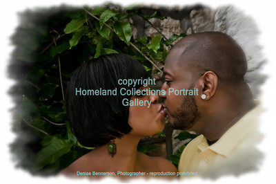Rahema and Earl Engagement Portraits