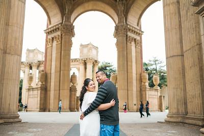 Ray & Yesenia   San Francisco Engagement