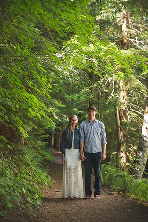 Rebekah and Chris