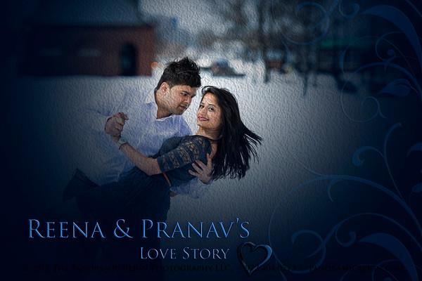Reena & Pranav