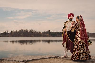 Remy & Arjun Wedding