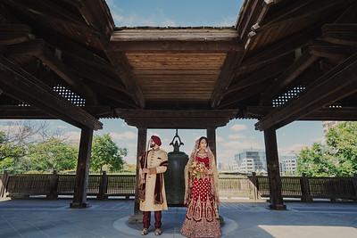 Rena & Arvin Wedding